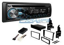 NEW PIONEER CAR STEREO RADIO BLUETOOTH & USB/AUX WITH INSTALLATION KIT FOR IS300