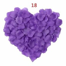 Rose Petals Wedding Accessories 1000 pieces / lot Wholesale Price Petals 18#