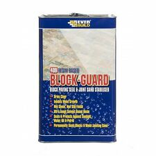 EVERBUILD 409 BLOCK GUARD 25L BLOCK PAVING SEALER JOINT STABAILISER PAVER 25LTR