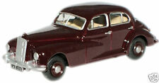 Oxford 76MS001 Morris Six Saloon Maroon 1/76 Scale New Boxed – T48 Post