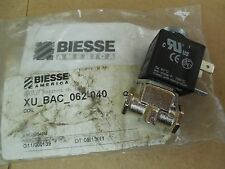 Biesse Solenoid Coil XU BAC 062-040 XUBAC02040 24 VDC New