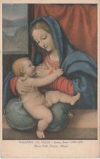 BF18116 madonna col figlio andrea solari milano painting  art front/back image
