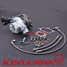 Kinugawa Turbo TD04H-19T-6cm Water-Cooled Internal Wastegate T25 Flange w/ BOV