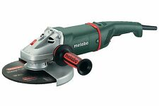 "Metabo W24-230 7"" Corded Electric Angle Grinder 15.0 Amp 6,600 RPM  *New*"