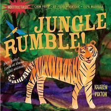 Indestructibles: Jungle, Rumble! : Hey Baby! Look at These Wild Animals! by...