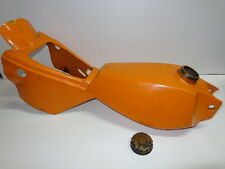 OSSA TRIAL WITH ORANGE FUEL TANK CAP