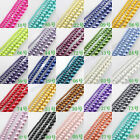 Wholesale 4MM, 6MM, 8MM & 10MM Top Quality Czech GLASS PEARL Round & Loose Beads