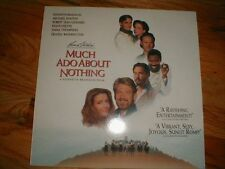 Much Ado About Nothing & Belle Epoque Laser Discs Emma Thompson Penelope Cruz