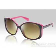 EAGLE EYES OH JACKIE BLACK/PINK POLARIZED SUNGLASSES W/CASE   WORLDWIDE SHIPPING