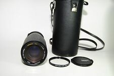 OSAWA MC 70-220MM F4.5 MACRO LENS FOR OLYMPUS OM MOUNT