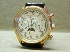 STAUER LEGACY WATCH 27 Jewel Automatic Winding Wristwatch, New Mint in Box
