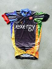Team Exergy Pro Cycling Team Short Sleeve Jersey by Castelli X Small