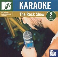 Karaoke: Mtv the Rock Show by Various Artists