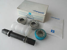 Nos vintage Campagnolo Athena (c-Record era) 111mm british thread pédalier
