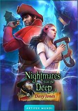 NIGHTMARES FROM THE DEEP 3: DAVY JONES - Steam chiave key PC - ITALIANO - ROW