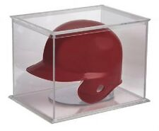 1 Ultra Pro Football or Baseball Mini Helmet Storage Holder Cube Display Case