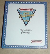 NINTENDO WORLD CHAMPIONSHIPS - NES - Retro Zone - BRAND NEW
