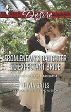 From Enemy's Daughter to Expectant Bride (The Billionaires of Black Castle), Gat