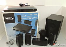 Sony BDV-E2100 3D Smart Blu-ray Home Theater System Used *Read* #WaF