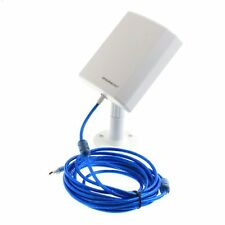 Long Range Outdoor USB 150Mbps Wifi Wireless Adapter with Antenna 5m Cable SP