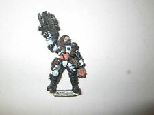 Necromunda Fanatic Era Bounty Hunter metal OOP