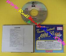 CD QUEI ROMANTICI SCATENATI ANNI 50 La Vie En Rose COMPILATION QRSAC 55B(C30)