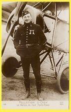cpa RARE AVIATION PELLETIER D'OISY Pivolo AS WW1 Avion BREGUET Raid PARIS TOKYO