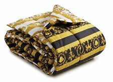VERSACE Barocco & Robe Medusa Comforter King 270 x 270 cm - quilted - reversible