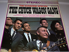 THE CHUCK WAGON GANG....THE SUNSHINE SPECIAL Classic Gospel LP (STEREO)