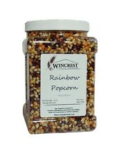 Rainbow Amish Country Popcorn - 4 Lb Tub (NO G.M.O.'s) :: Free Same Day Shipping