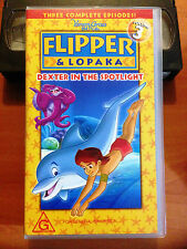 FLIPPER & LOPAKA - Vol 3 Dexter in The Spotlight - Yorum Gross - VHS