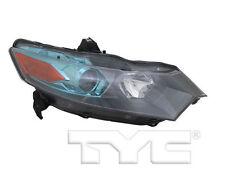 TYC NSF Right Side Halogen Headlight Assy For Honda Insight 2010-2011 Models