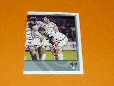 N°154 ACTION 2 CA BRIVE CORREZE LIMOUSIN PANINI RUGBY 2007-2008 TOP 14 FRANCE