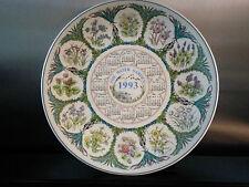 Wedgwood PIATTO DI 1993 anni giardino d'acqua-senza confezione