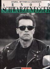 BIOGRAPHIE Arnold Schwarzenegger stars mythen legenden LECHNER VERLAG HC 90er