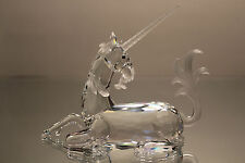 "Swarovski Unicorn ""Fabulous Creatures"" 1996 Collection (Retired) 191727"