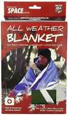 Reusable Grabber Space Brand All Weather Emergency Blanket Tarp Survival Gear