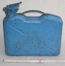 Bellino Göppingen Oldtimer - Blech Benzin Kanister um 1960