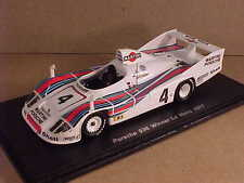 Spark 1/43 Resin Porsche 936, Winner 1977 LeMans, Ickx, Barth & Haywood #43LM77