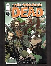 The Walking Dead #114 ~ Part VI, Vol 19: March To War ~ 2013 (9.0) WH