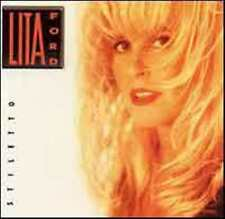 LITA FORD-Stiletto                                                Remaster CD