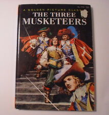 The Three Musketeers, Golden Picture Classic, 1957