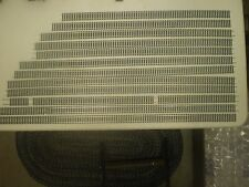 12 PIECES ATLAS NICKLE/SILVER FLEX TRACK HO SCALE  (LOT 217)