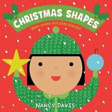 Christmas Shapes by Jane E. Gerver (2010, Board Book)