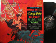 The Merry Widow (Soundtrack) Patrice Munsel, Bob Wright (Mono) (Franz Allers)