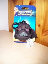 Angry Birds - Star Wars Darth Vader Back Pack Clip