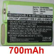 Batterie 700mAh type BC101590 NS-3098 Pour Telekom Italy City tel pocket