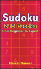 Sudoku: 215 Puzzles: From Beginner to Expert
