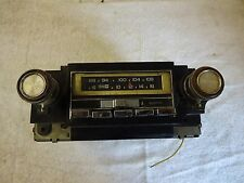 1977 1978 1979 80 Oldsmobile Delta 88 Ninety Eight 98 AM FM 8 Track Stereo Radio