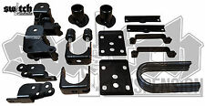 """Ford F150 Lowering Kit 2015-2016 2"""" Front 4"""" Rear Drop McGaughys - 70039"""